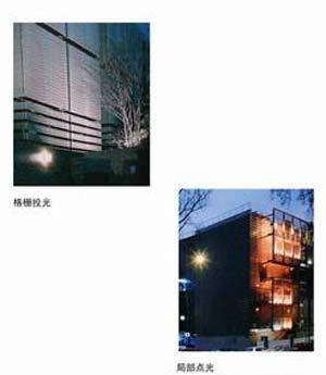 上海北外滩照明规划设计方案 高清图片