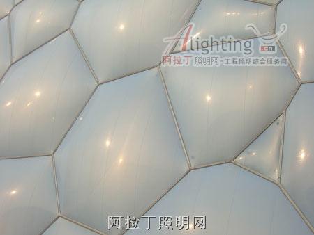 """""""水立方""""的膜结构特殊象奶瓶(组图)"""