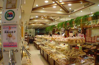 蛋糕店的照明及其相關裝修設計(圖)
