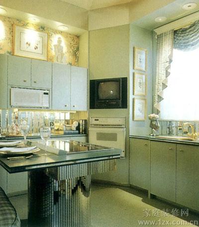 厨房照明设计 让家庭活动更温馨(图)图片