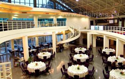 桂林愚自乐园现代艺术酒店照明设计