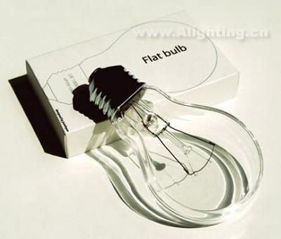 國外燈泡包裝創意設計