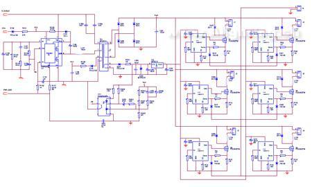大功率led镇流器采用谐振半桥转换器fsfr2100和pfc控制器fan7529,通用