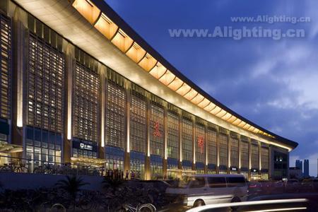 新天津火车站