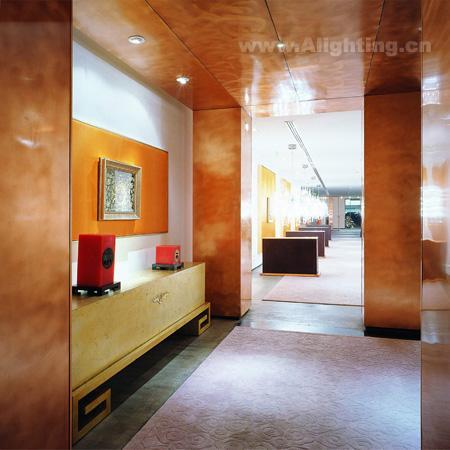 北京集美组室内照明设计案例图片