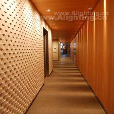 sirius办公楼室内照明设计案例