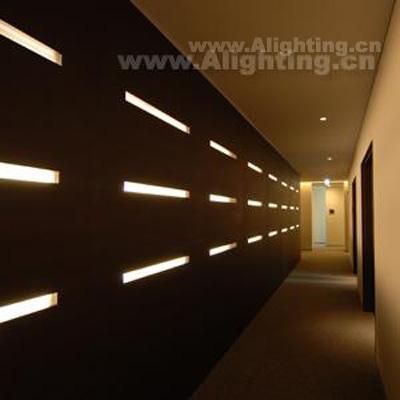 sirius办公楼室内照明设计案例图片