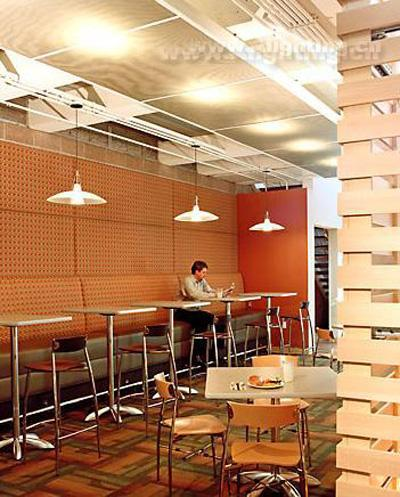 gensler之大学室内照明设计案例图片