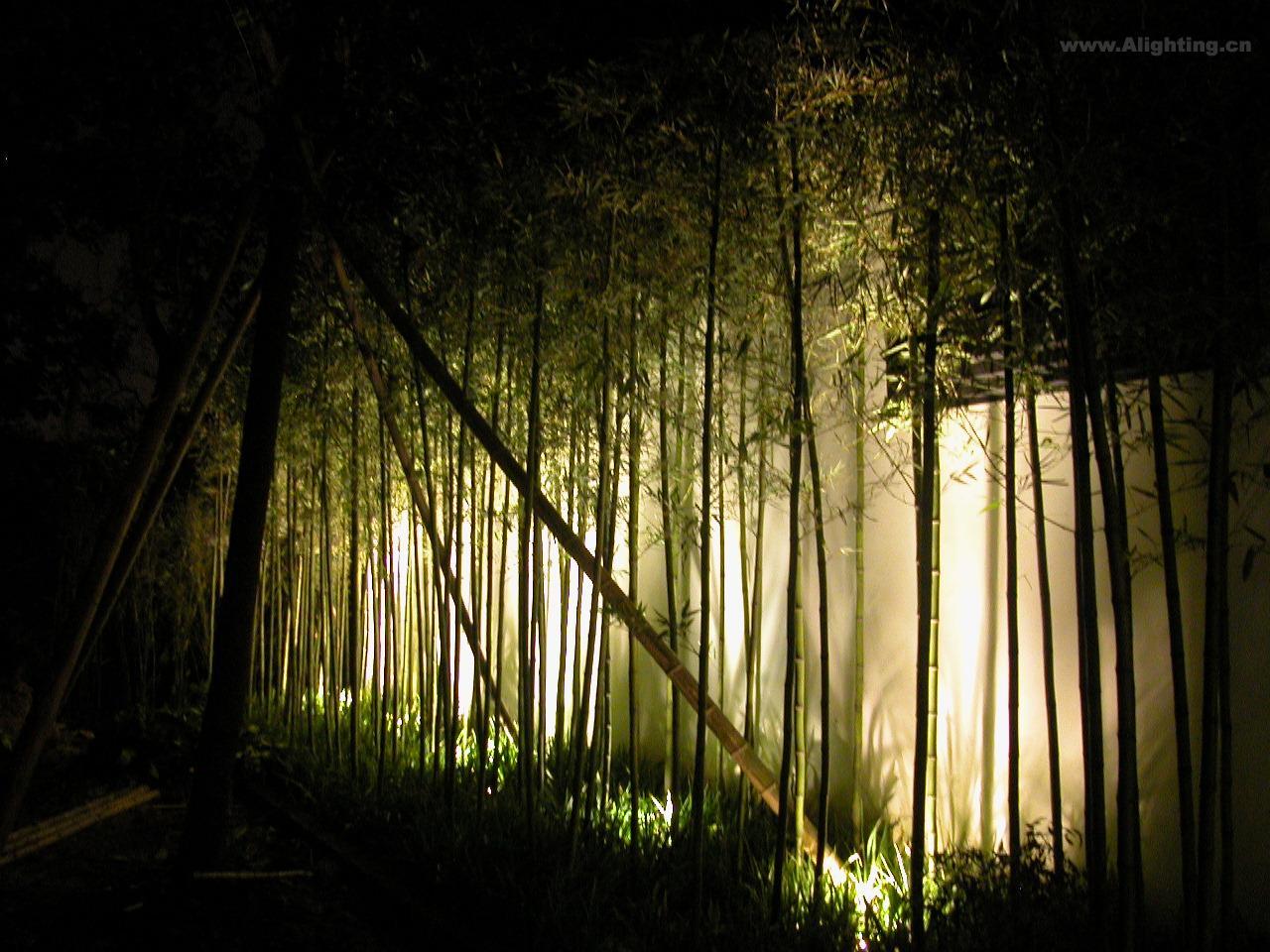 杭州吴山景区范围内的建筑、道路、小品、绿化等的夜景照明,总面积32公顷,包含伍公山景区、阮公祠景区、城隍阁二期及三茅观景区。 吴山景区夜景亮化原则定位,以自然生态为本,绿色为题,辅以人文景观和民俗文化内涵。通过现代灯光照明的技术手段,展现吴山景区无穷的魅力,形成吴山独特的亮化夜景。结合景区自然景观条件,在生态的基础上修饰自然,强调保护黑天空,最大限度减少自然环境的人为负面影响,实现夜景生态与美的和谐统一。