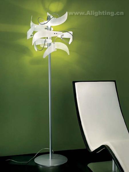 热带鱼灯具设计 在光的海洋遨游(组图)