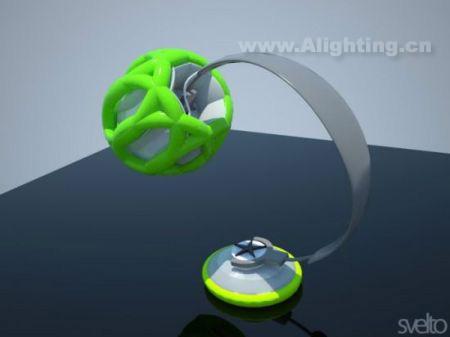 国外创意灯具设计 多元素组合(组图)
