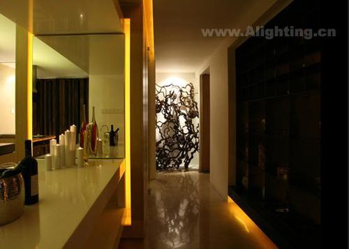 上海牧桓设计之家居照明案例图片