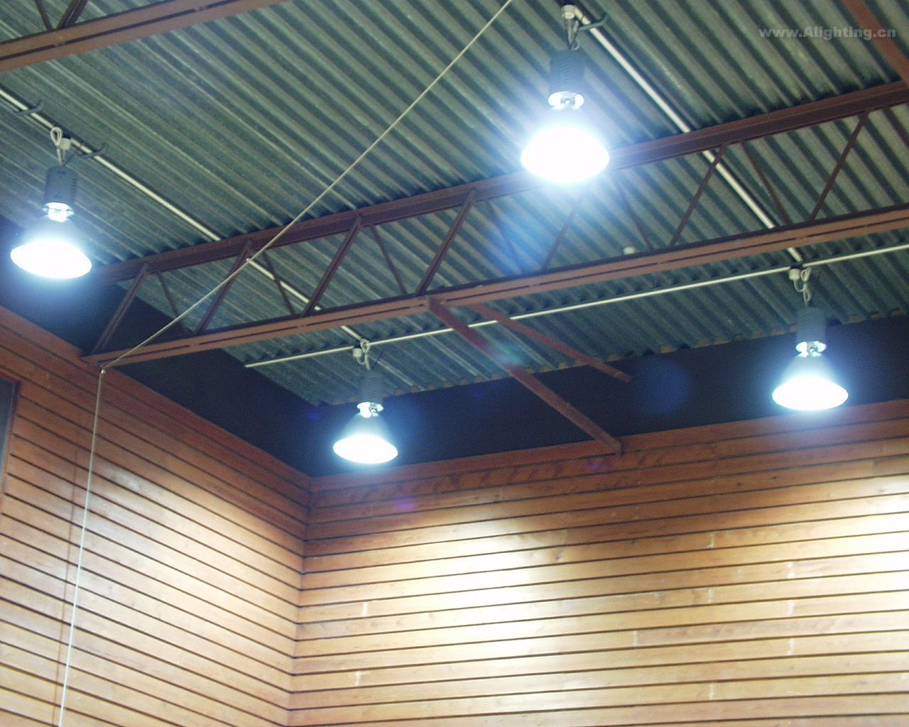 欧洲室内篮球场照明工程设计