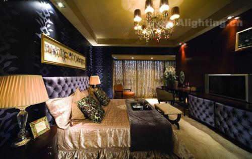 女设计师刘伟婷室内照明设计案例(组图)
