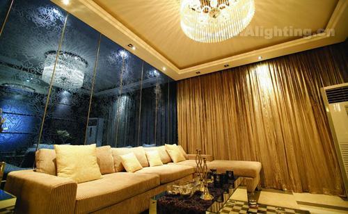 女设计师刘伟婷 室内照明设计 案例(组图)