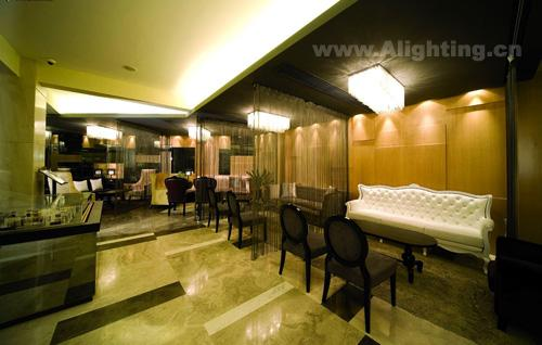 女设计师刘伟婷室内照明设计案例(组图)图片