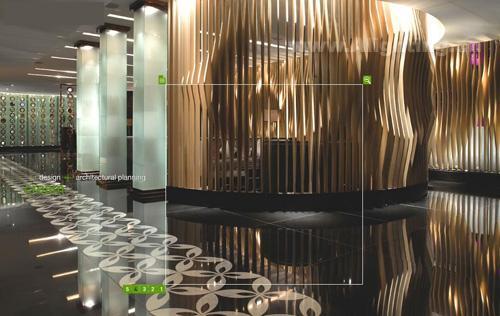陈志毅室内照明设计案例欣赏(组图)