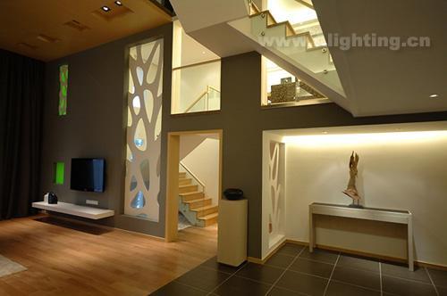 官艺设计之时尚家居照明设计案例(组图)图片