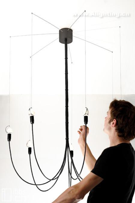 国外个性灯具设计 激起创意无数(组图)