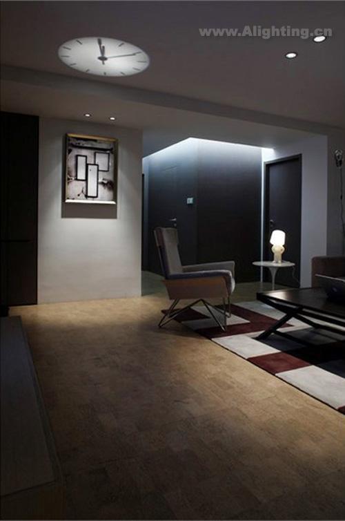 林开新灰色空间家居照明设计赏(组图)