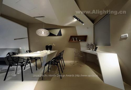 09亚太室内设计大奖样板房类获奖作品