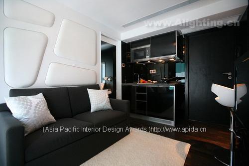 09亚太室内设计大奖酒店类获奖作品(图)