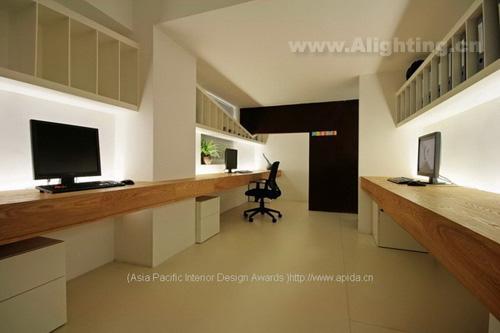09亚太室内设计大奖办公室类获奖作品