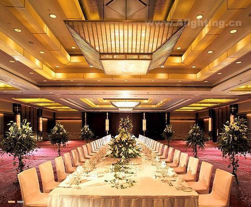 北京王府半岛酒店照明设计赏(组图)