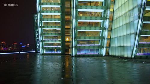 重庆大剧院室内外照明设计赏(组图)