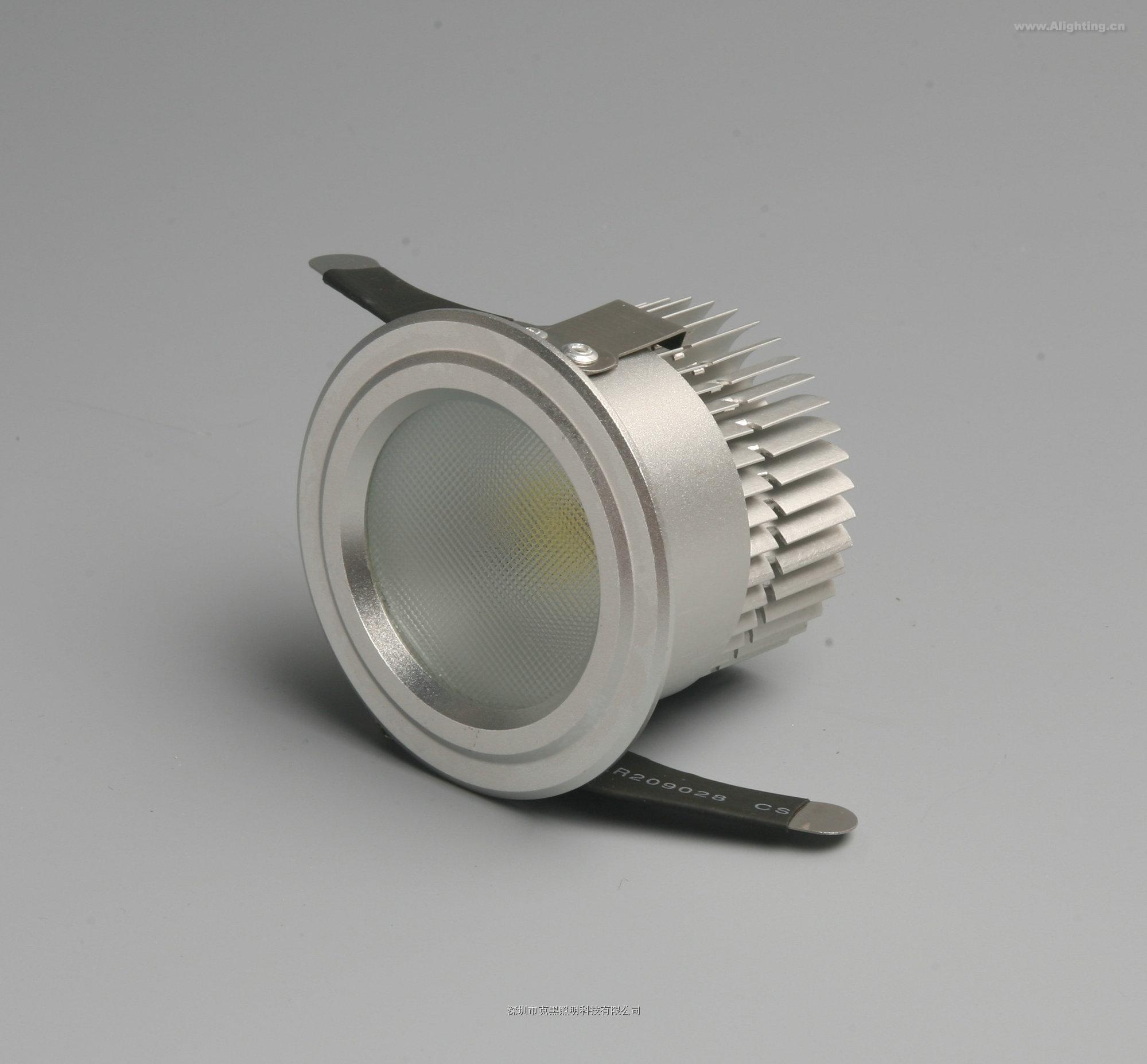 天花筒灯 - 深圳市克黑照明科技有限公司