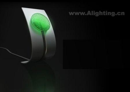 国外奇特灯具设计 玩转led照明(组图)