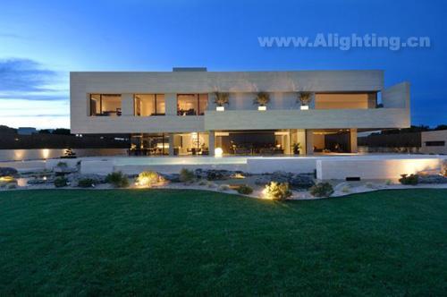 国外住宅室内外照明设计欣赏(组图)
