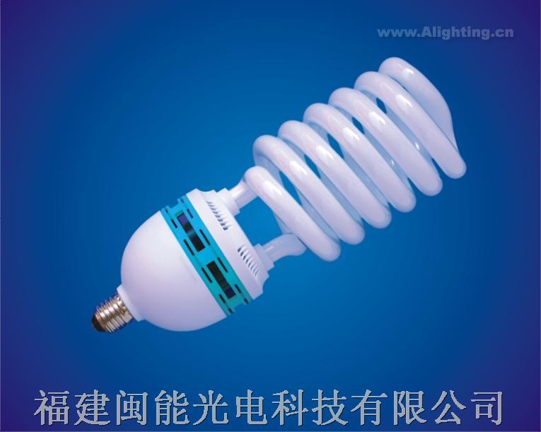 半螺旋t5节能灯 - 福建闽能光电科技有限公司
