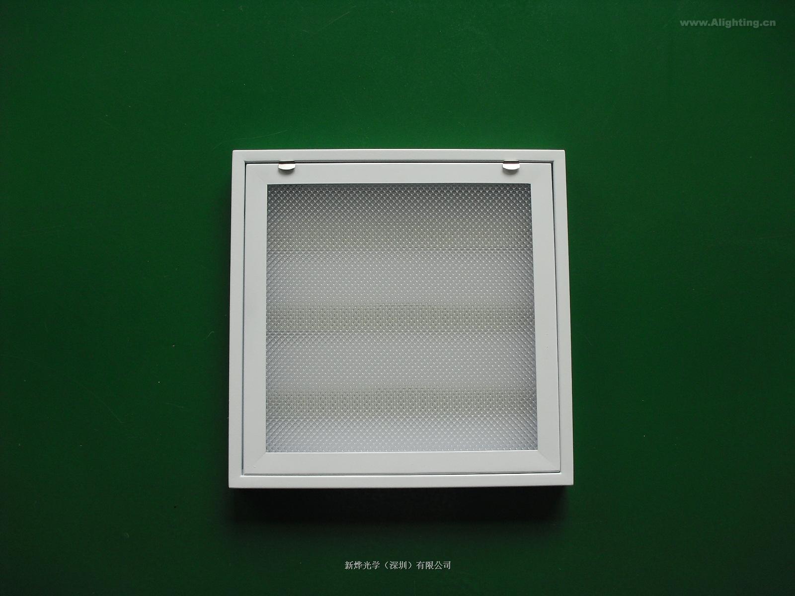 led格栅灯360x360 - 新烨光学(深圳)有限公司