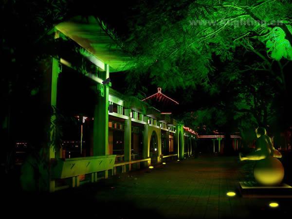 户外:庭院灯,草坪灯,路灯,隧道灯,泛光灯,太阳能灯,埋地灯,水下