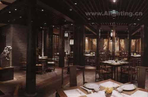 中餐厅设计_中餐厅设计平面图_餐厅设计cad平面图