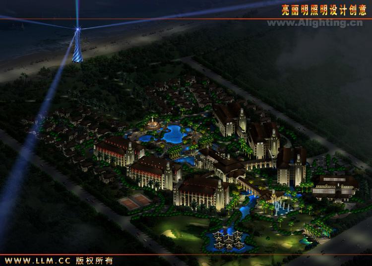 深圳市亮丽明照明设计创意中心