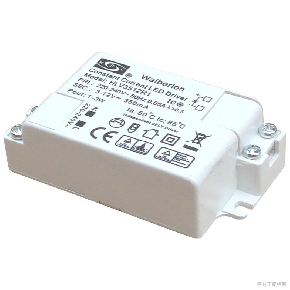 led恒流驱动器怎么接图解