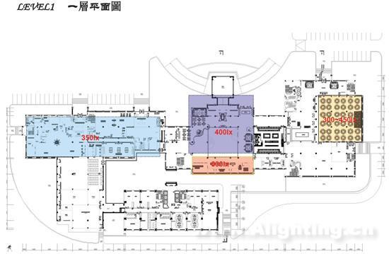 安徽国际大酒店室内照明设计详解(图)