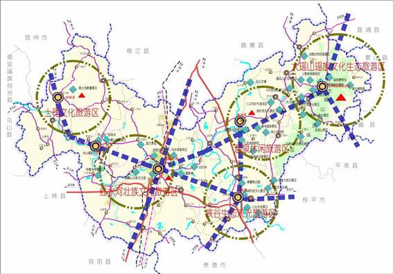 青海西宁城北区规划图