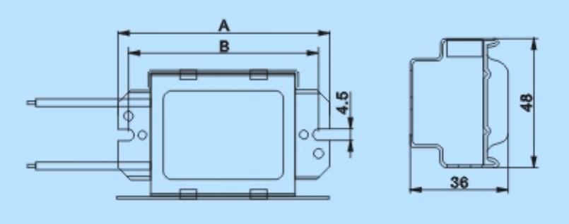 供应节能灯电感镇流器lf-510