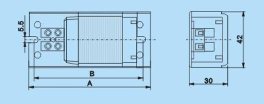冲床送料器接线电路图