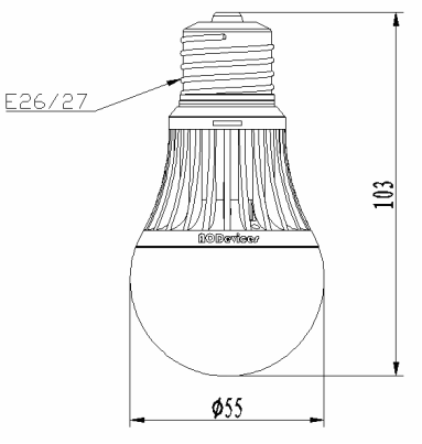 led日光灯的接线应由专业电气人员参考接线图进行