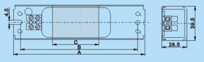 供应节能灯电感镇流器lf-805