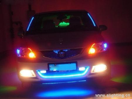 LED汽车装饰灯带
