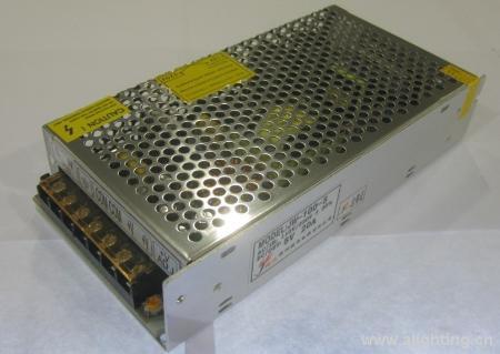 移动电源led双; 5v20a开关电源集中供电led显示屏