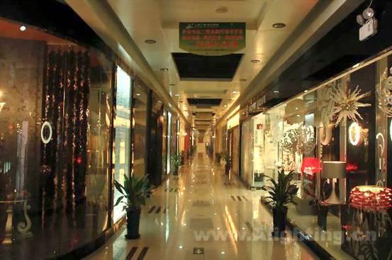 十里河灯饰城强势入驻温州