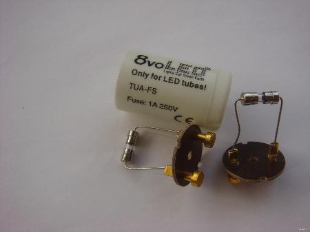 led专用启辉器高级保险丝
