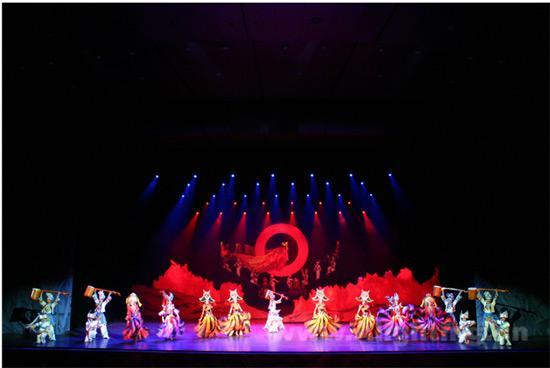 晚会舞台灯光设计的类型和注意因素
