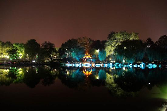 玄武湖为古都南京国家级钟山风景区的重要组成部分,国家aaaa级